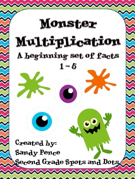 Monster Multiplication 1 - 5