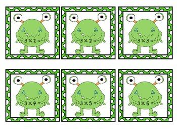 Monster Multiplication