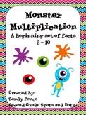 Monster Multiplication 6 - 10