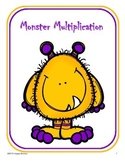 Monster Multiplication (Basic Facts)