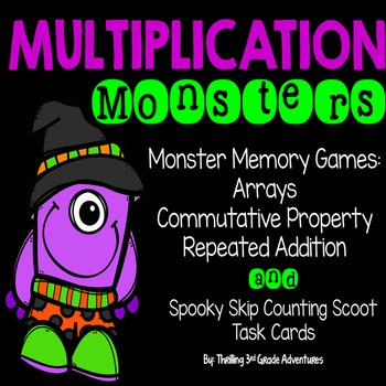 Monster Multiplication Centers