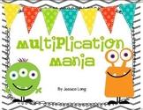 Monster Multiplication Mania