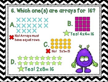 Monster Multiplication PowerPoint: Introduction to Multiplication