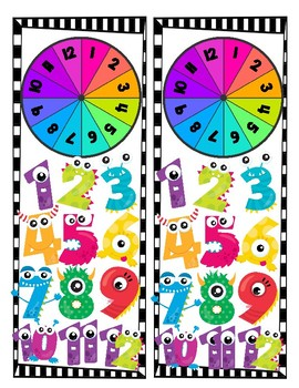 Monster Multiplication Resource Kit for mastering your Multiplication Facts