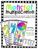 Monster Multiplication Resource Kit for mastering your Mul