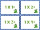 Monster Multiplication - Single Digit Multiplication Task Cards