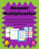 Monster Multiplication Strategies Pack ~ 3.OA.3