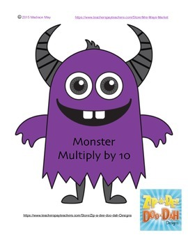 Monster Multiply by 10