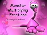 Monster Multiplying Fractions