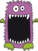 Monster Munch:  A Dolch Sight Word Game (pre-primer through 3rd grade)