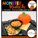 Monster Munch (Halloween School Snack)