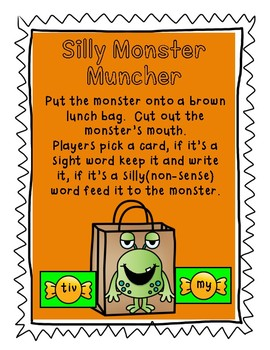 Real vs Silly-Monster Munch
