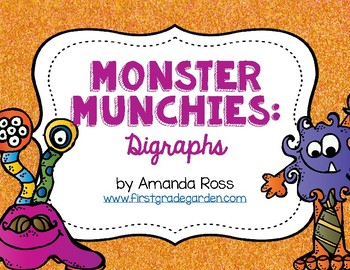 Monster Munchies: Digraphs