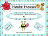 Monster Munchies-Making Ten