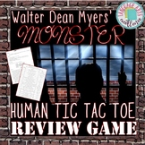 Monster (Myers) Human Tic Tac Toe Review Game