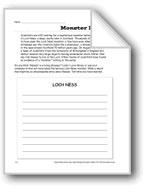 Monster Mystery