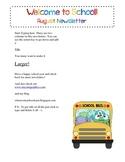 Monster Newsletter