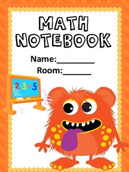 Monster Notebook Covers