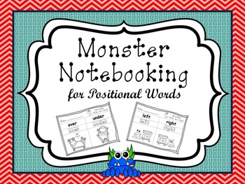 Monster Notebooking for Positional Words