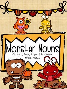 Monster Nouns