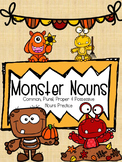 Monster Nouns
