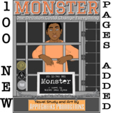 Monster Novel Study (PowerPoint Presentation) Walter Dean Myers