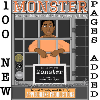 monster by walter dean myers essay New topic monster walter dean myers essay myers walter dean dean moriarty dean koontz nelly dean walter mitty walter dean myers: 'monster' by myers is a widely discussed novel that fulfills most of the characteristics of realistic fiction.