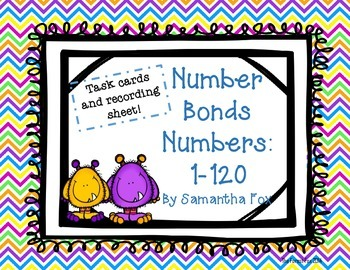 Monster Number Bonds