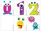 Monster Number Matching 1-10