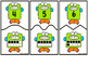 Monster Number Matching Puzzles