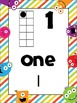 Monster Number Posters {Common Core Math}