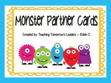 Monster Partner Cards