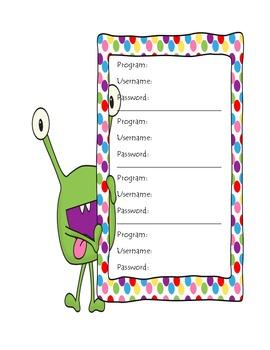 Monster Passwords