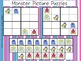 Monster Picture Puzzles 4x4