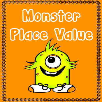 Monster Place Value Center