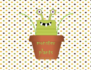 Monster Plants: An Integrated Science & Language Arts Activity