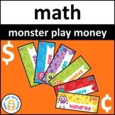 Monster Play Money