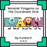 Monster Polygons on the Coordinate Grid- 6.G.3