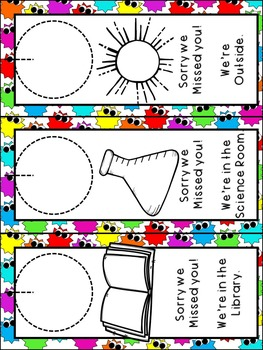 FREE Monster Posters Classroom Essentials {Summer Celebration}