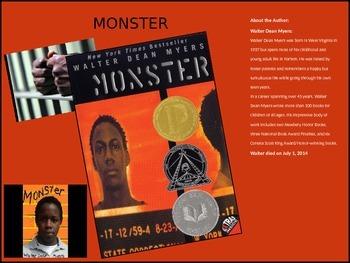 Monster Pre Reading Power Point
