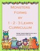 Monster Preschool Bundled Set