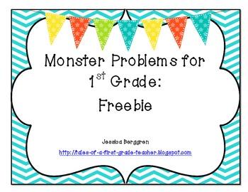 Monster Problem Freebie