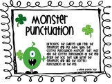 Monster Punctuation