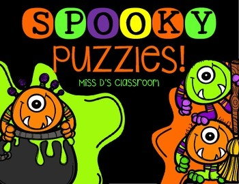 Spooky Puzzles!