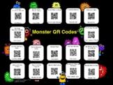 Monster QR Codes