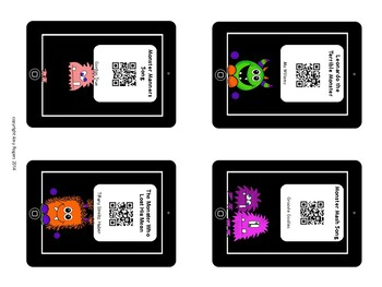 Monster QR Codes