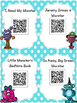 Monster QR Codes: 20 Stories for Daily Five Listen to Reading Centers