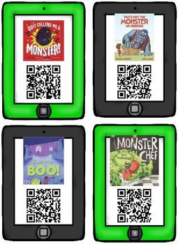 Monster QR Scanner Listening Center