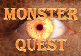 Monster Web Quest