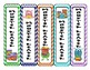 Monster Reader Incentive Bookmarks